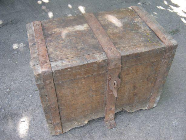 Сундук (скриня).