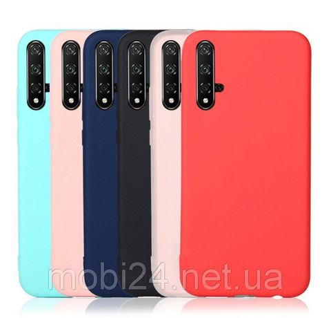 TPU чехол Candy на Huawei Honor 20 20i 10i P30 P30 Pro для Хуавей
