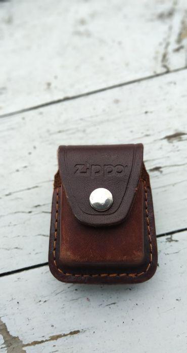 Zippo чехол для зажигалки кожаный Борисполь - изображение 1