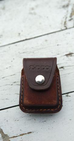 Zippo чехол для зажигалки кожаный