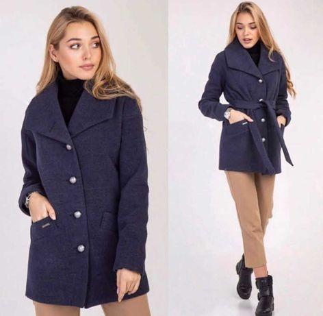 Кашемировое пальто Размер 42/44