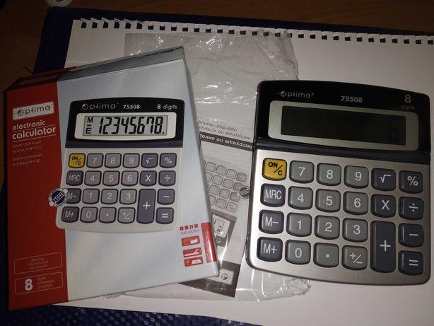 Калькулятор новый, нерабочий
