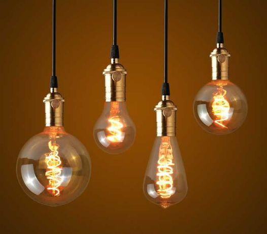 Lampada decorativa gigante da XanLite/LED - 2 unidades - novo