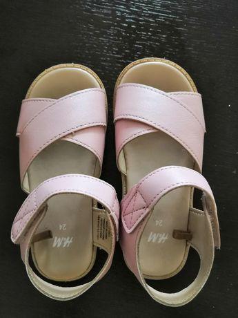 Sandałki dziewczęce H&M
