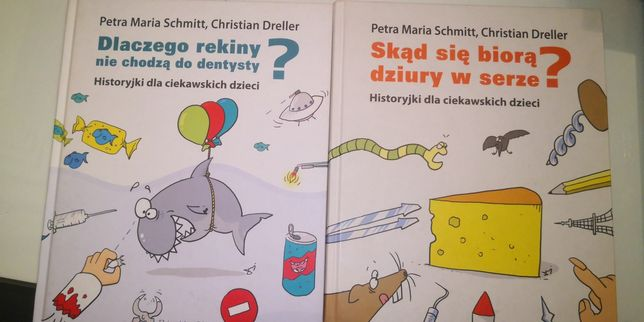 Schmitt, Dreller Historyjki dla ciekawskich dzieci