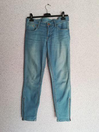 Dżinsy niebieskie H&M 31
