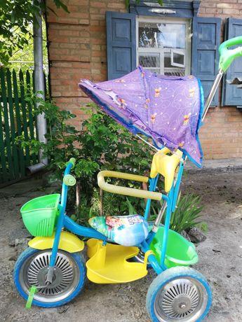 Детский велосипед на 1-4года