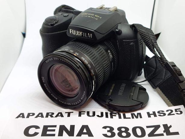 Aparat Fujifilm Fuji HS25 obiektyw 18-55 mm +torba