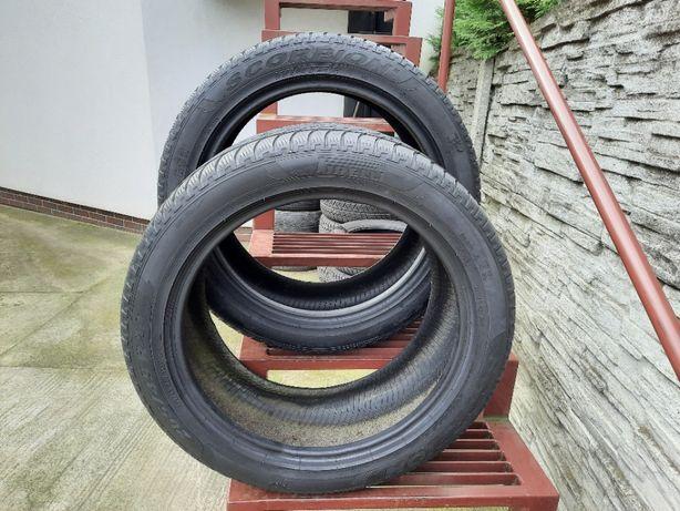 Opony zimowe 265/45 R20 Pirelli Montaż i wyważanie GRATIS!