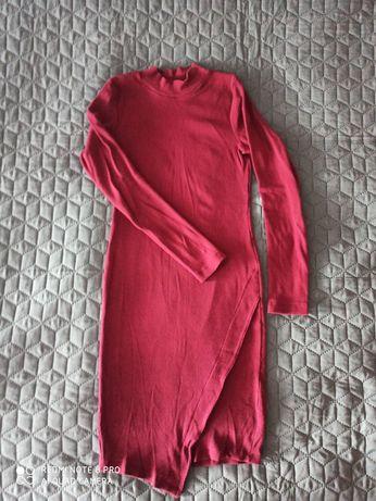 Sukienka prążek,