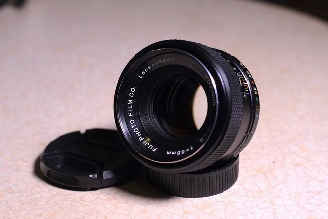 Fuji Fujinon ЕBC 55mm f1.8 m42 Japan, для Sony-E, m4/3, Fujiilm Х, др.