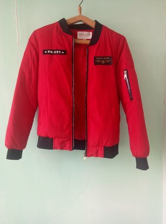 Куртка - бомбер жіноча