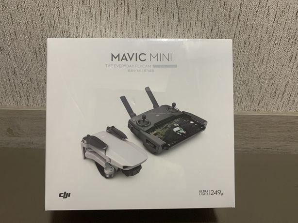 Лучшая цена!Квадрокоптер DJI Mavic Mini Fly More Combo!!Дрон!Новый
