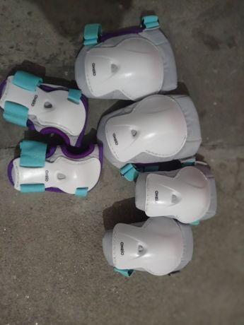 Proteções para patins criança