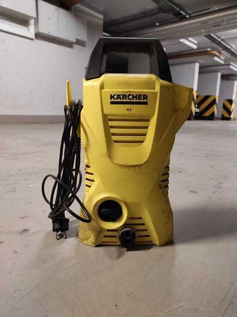 Karcher K2 Uszkodzona myjka ciśnieniowa, silnik OK
