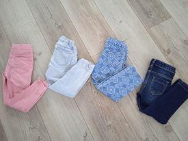 spodnie 98/104 .