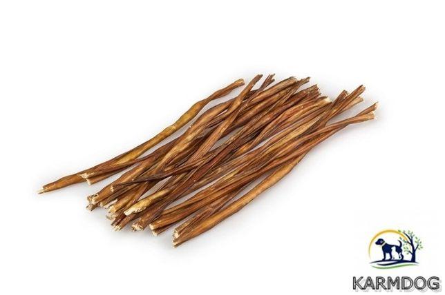 Jelita wieprzowe naturalne 100gr -Karmdog