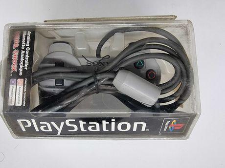 Comando Playstation 1 - Como novo em caixa original