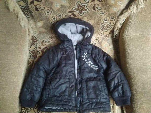 Детская курточка евро зима