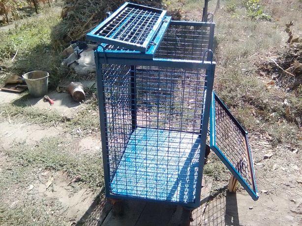 Продам клетку для кролей или нутрий
