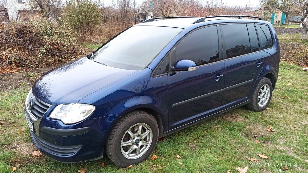 Продам авто Volkswagen Touran Павлоград - изображение 1