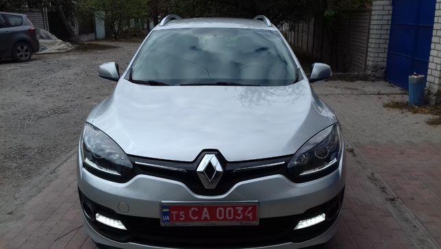 Renault Megane 2015 Укр.Регистрация
