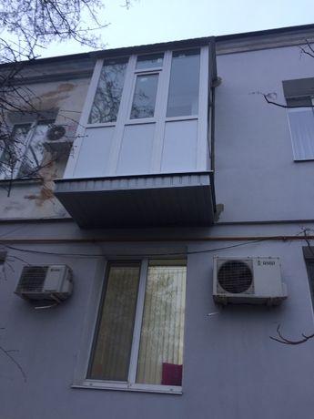Окна балконы под ключ