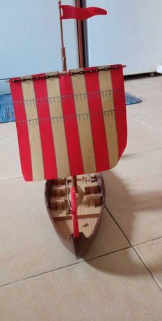Playmobil Barco Viking + 9 figuras