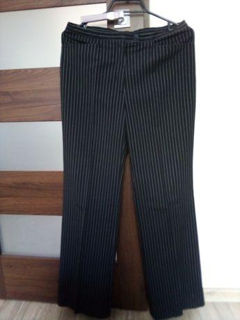 Spodnie  szerokie nogawki  Esprit