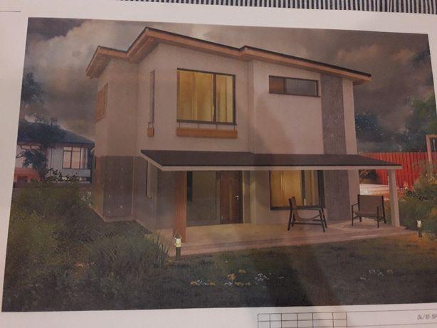 Продам проект дома 116м2
