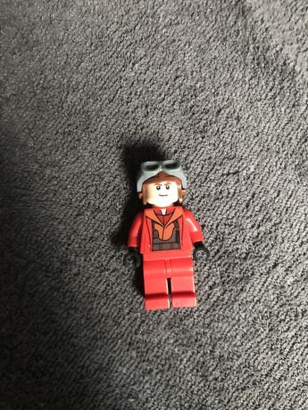 Figurka lego star wars pilot z Naboo