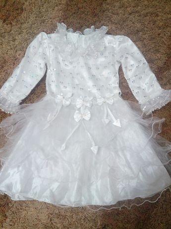 Платье Снежинки!!!