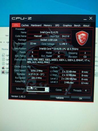 Processador i3 4170 lga1150