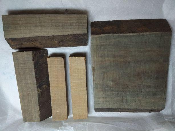 Бакаут разные заготовки экзотическая порода дерева