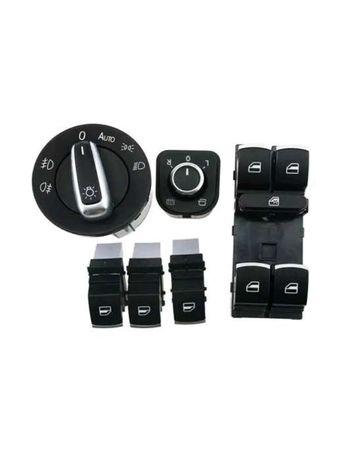 kit Botões luzes e vidros para Volkswagen