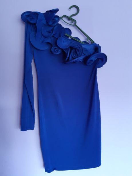 Плаття сукня на одне плече
