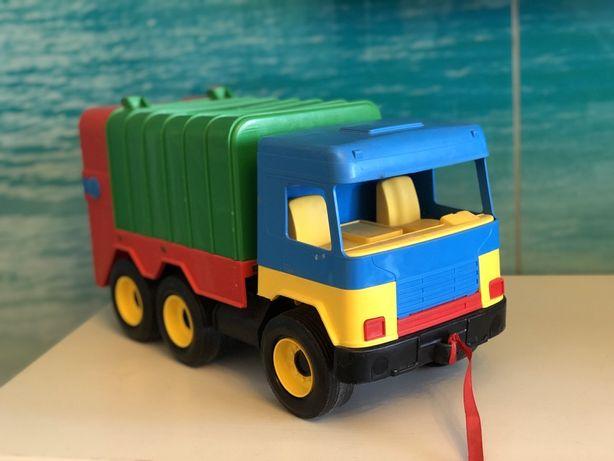 Машина  мусоровоз Wader