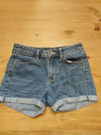 OKAZJA!! Szorty, spodenki jeans roz.S/M