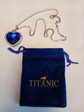 Naszyjnik Titanic