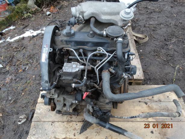 Volkswagen silnik 1.9D ze skrzynią biegów