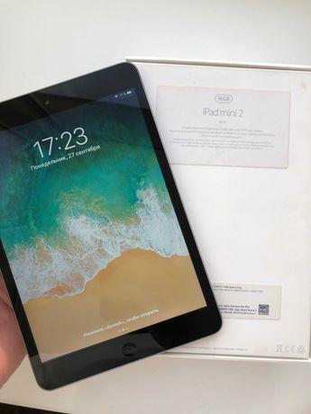 Apple iPad mini 2 Space Grey 16GB ИДЕАЛЬНОЕ СОСТОЯНИЕ !