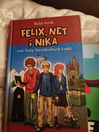 Lektura szkolna felix, net i nika