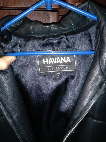 Havana куртка кожаная женская