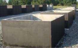 Zbiorniki Betonowy 8m3 na gnojówkę Solidne Szambo Betonowe odchody