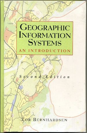 Geographic Information Systems, an introduction