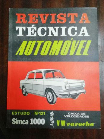 Livro técnico Sinca 1000