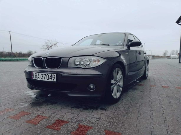 BMW seria 1  2.0 bp