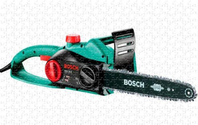 Электропила цепная Bosch AKE 35 S ( 0600834500 )
