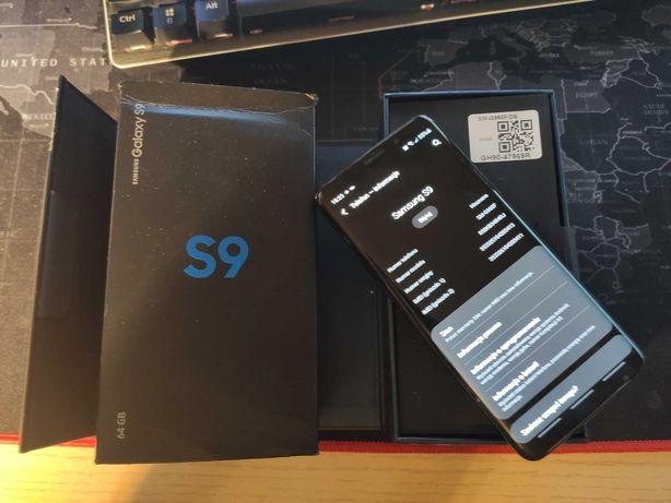 Samsung S9 | Komplet | Bez blokad | Mozliwa zamiana