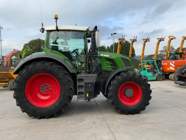 Трактор Fendt 828 Profi Plus Vario S4 2018 г.